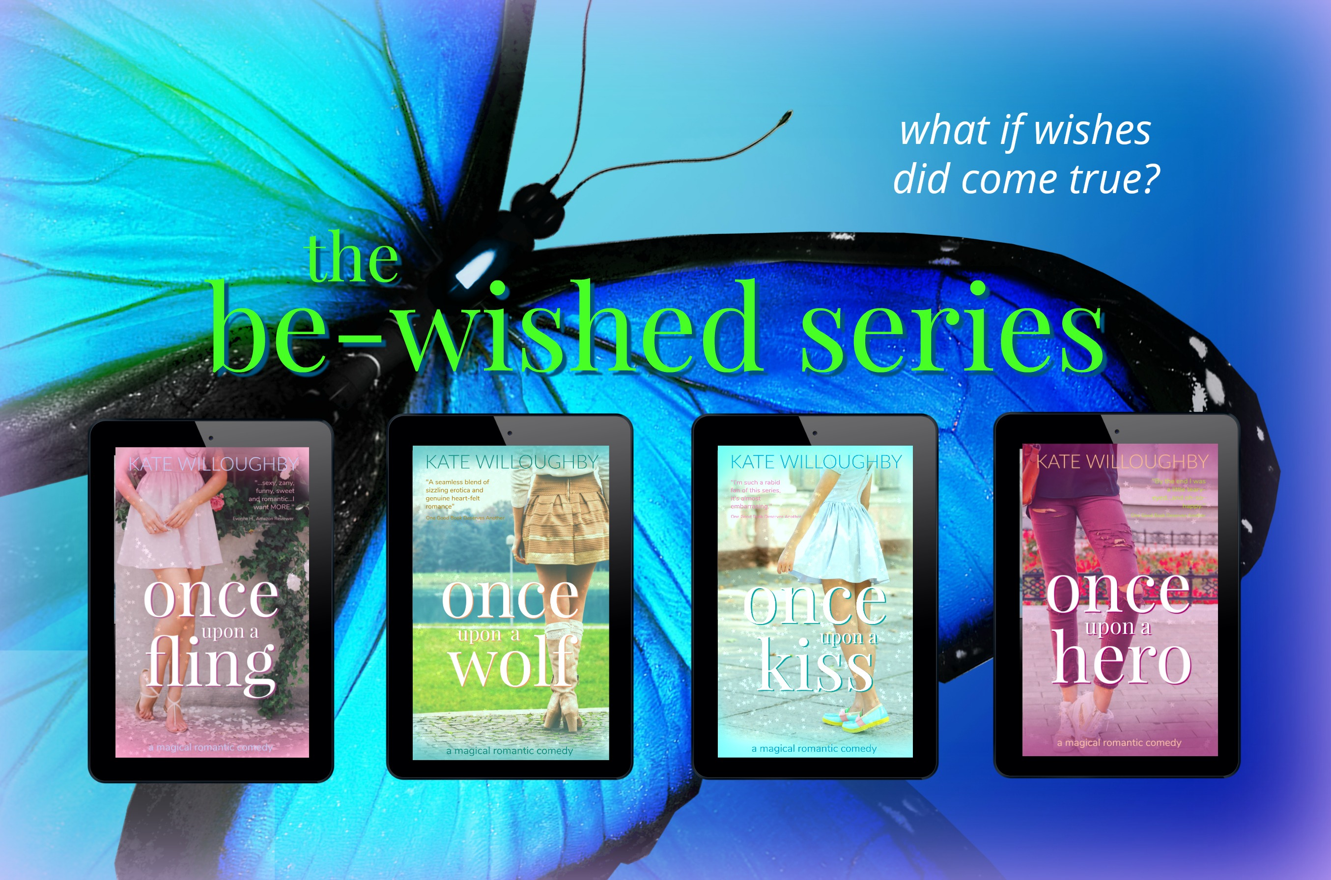 Kate Willoughby – Award-winning author of contemporary romance