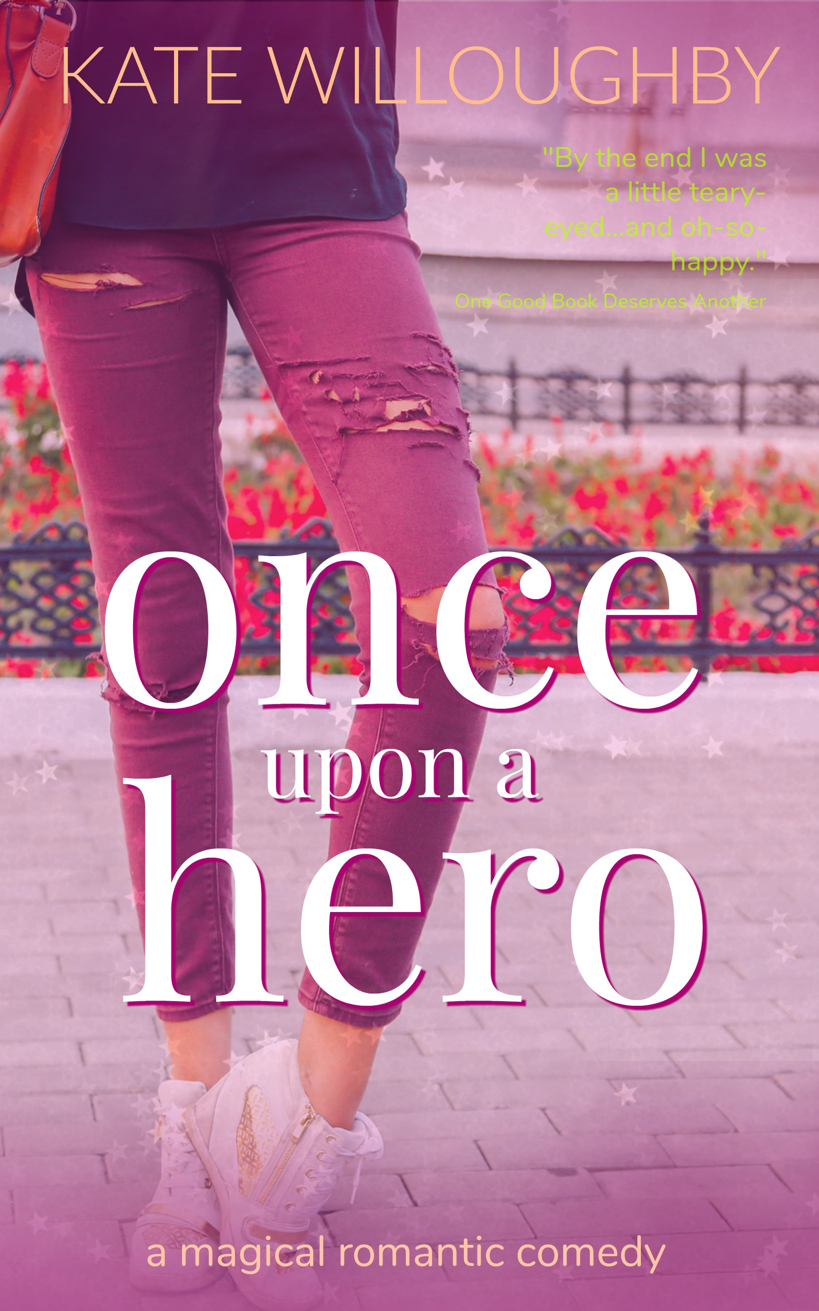 Once Upon a Hero Cover Art