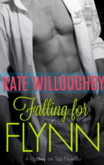 Falling for Flynn Book Cover