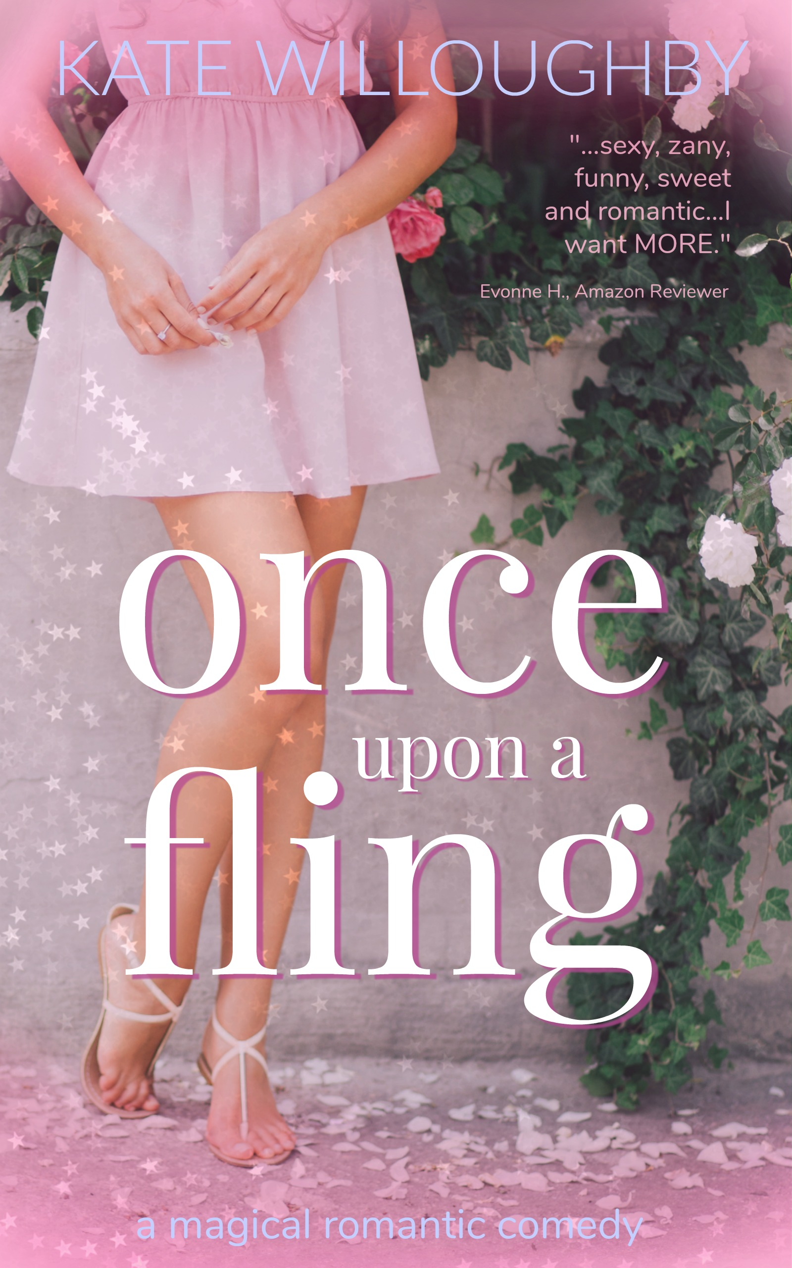 Once Upon A Fling Cover Art