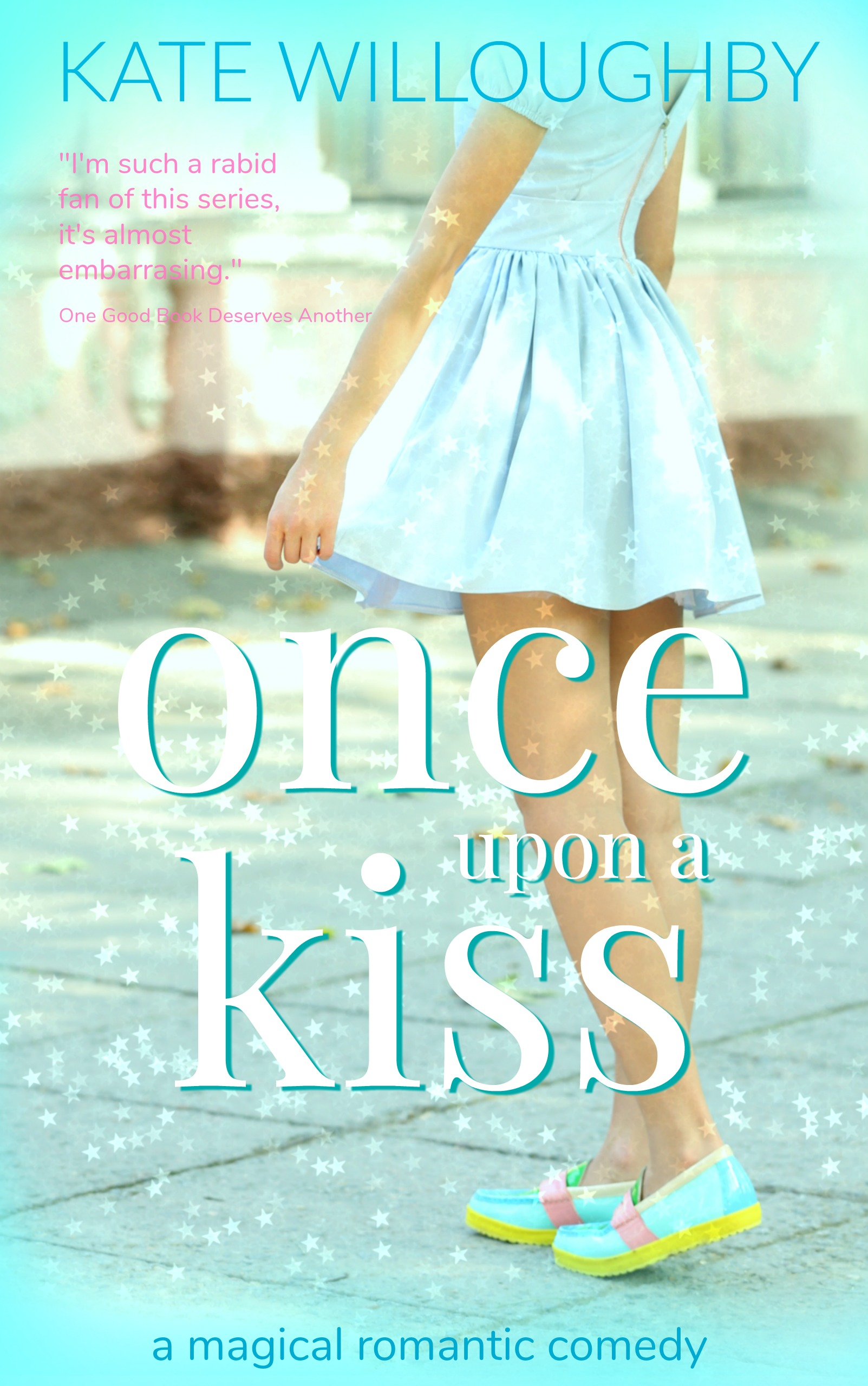 Once Upon a Kiss Cover Art